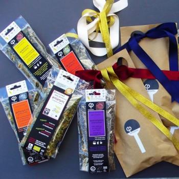 Μια συλλογή από 20 διαφορετικά τσάγια  για να τα κάνετε δώρο σε 20 διαφορετικά άτομα!