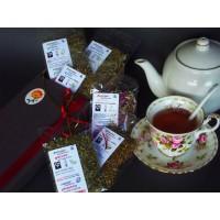 Κασετίνα με ακουαρέλα Νο2 Για να δοκιμάσετε τα τσάγια μας