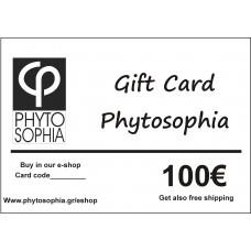 Δωροκάρτα 100€