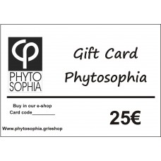 Δωροκάρτα 25€