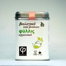 Φύλλις βιολογικό τσάι βοτάνων  – Αγχολυτικό